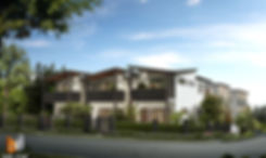 14 Apartment development Artist Impression QLD
