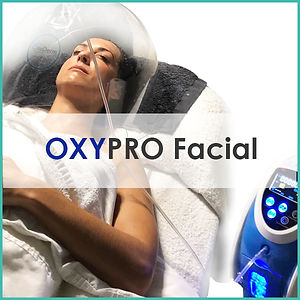 oxypro facial sunsine coast qld