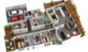 3D Floor Plan Whyalla SA