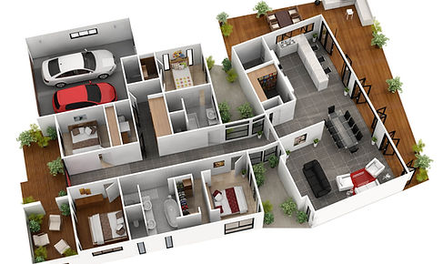 3D Floor Plan Whyalla SA