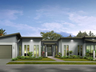 3D external Artist Impression for a building company - Palm Cove QLD