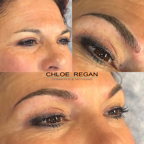 Hair Stroke Machine Brows Eyebrow Cosmetic Tattoo