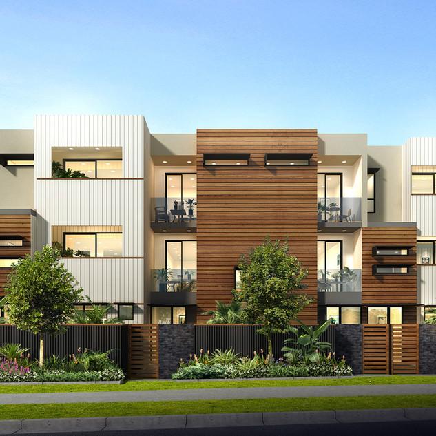 3D Artist Impression Southport, Gold Coast QLD