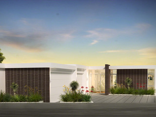 3D external Artist Impression for a building company - Perth WA