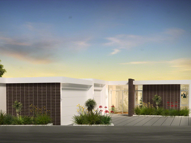 3D external Artist Impression for a building company - Perth WA