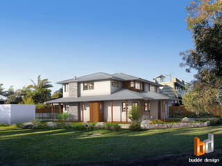3D Photomontage for a building company Sydney NSW