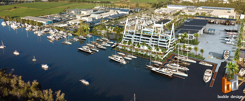 boat works birdseye-2 3D photo montage,