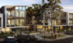 3D rendering Sydney NSW for a Development multi unit project.