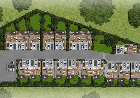 2d floor plans and sit plans developments