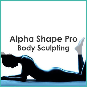 alpha shape pro body sculpting sunshine coast qld
