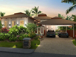 3D Artist Impression for a building company - Darwin NT
