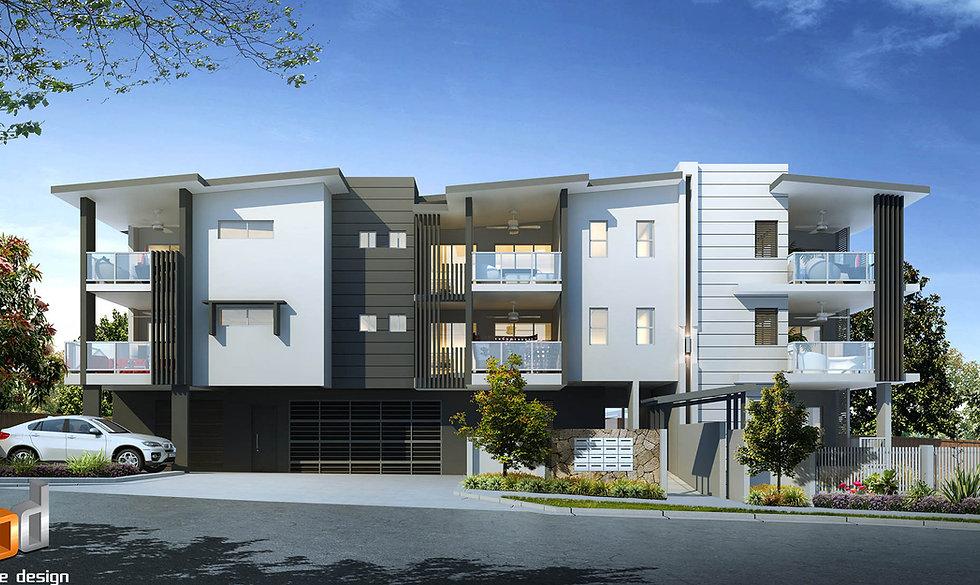 Development Artist Impression brisbane in Alderly Brisbane QLD