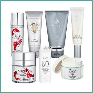 Online shop cho regan cosmetics sunshine coast qld, aspect dr, cosmedix, society
