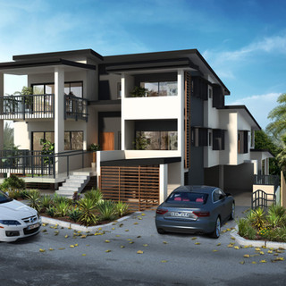 3D Artist Impression for a development project - Images used for signage and marketing - Mt Gravatt East Brisbane QLD