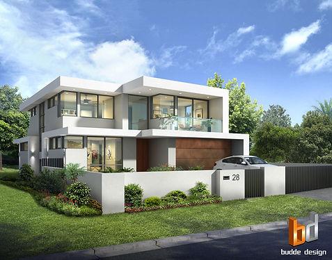 Residential 3D External Renders QLD Australia