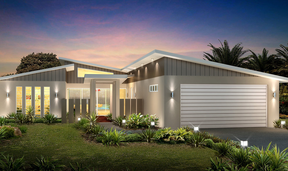 3D Rendering Sunshine Coast for a building company - QLD