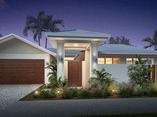 3D Rendering / Artist Impression for a building company Palm Cove QLD
