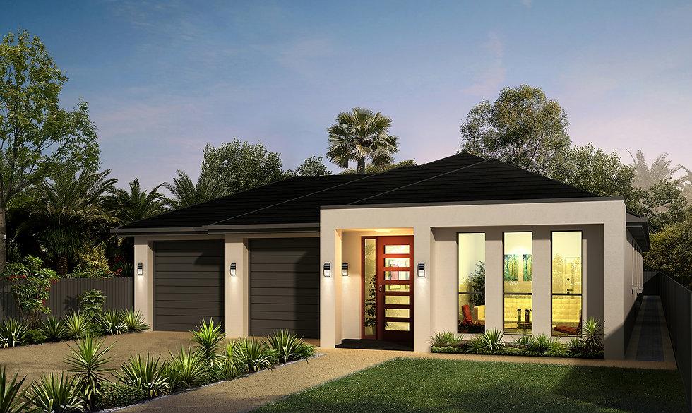 3D Artist Impression Adelaide for a Real Estate Agent for pre sale marketing - Hove SA Artist Impression Adelaide South Australia