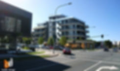 3D Rendering Gold Coast Photo Montage for a proposed unit development - Labrador QLD