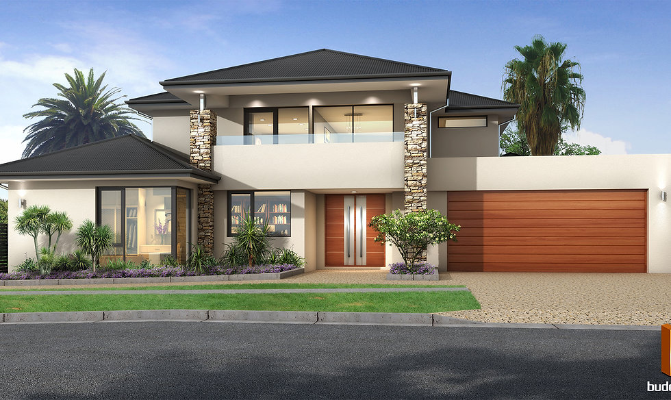 3D Artist Impression Perth for a building company for design and colour selection purposes - Yokine Artist impression WA