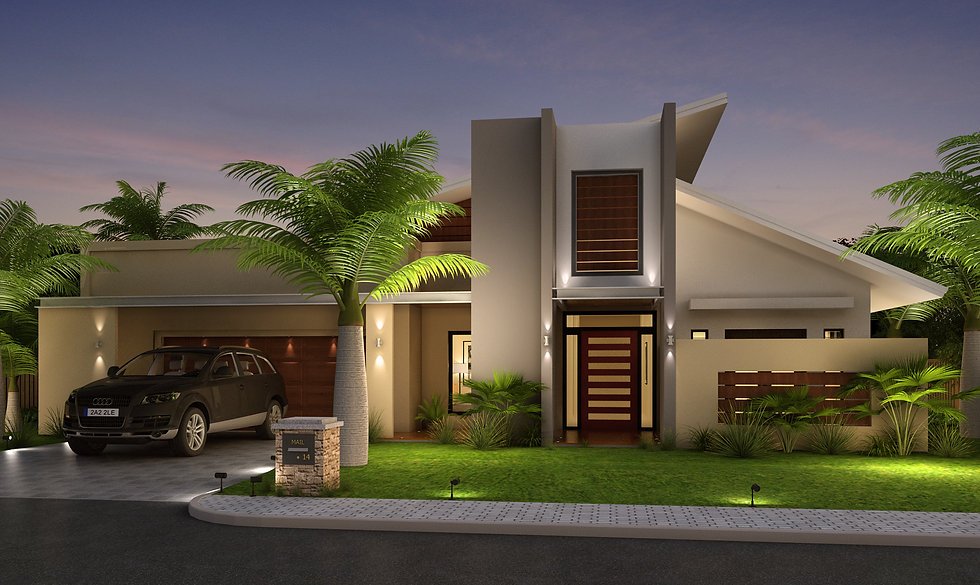 Artist Impression SA of Whyalla Display home for AutoRealty & Dream Smart - South Australia Artist Impression Adelaide