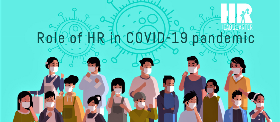 Role of HR in COVID-19 pandemic