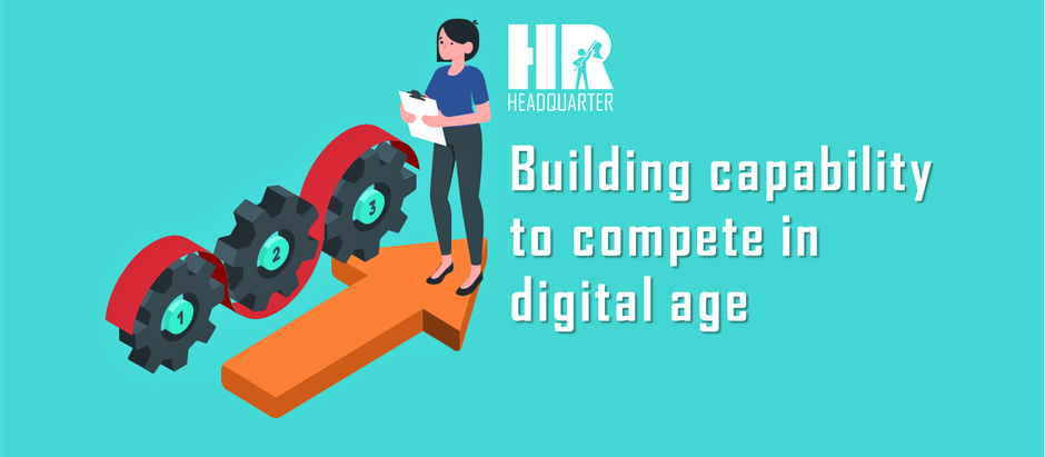 Building capability to compete in digital age