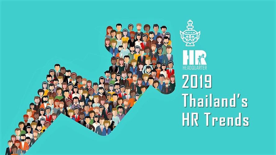 2019 Thailand's HR Trends