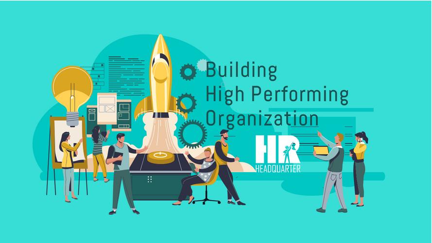 Building High Performing Organization - HPO
