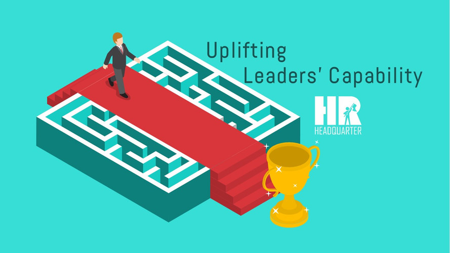 Uplifting leaders' capability