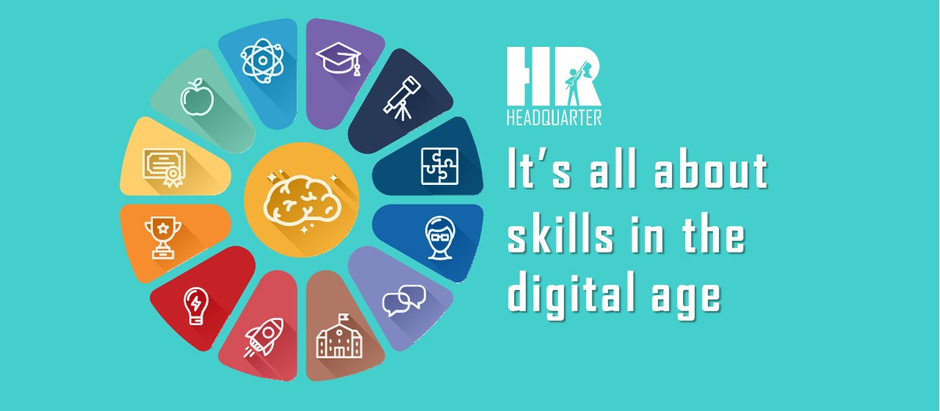 It's all about skills in the digital age