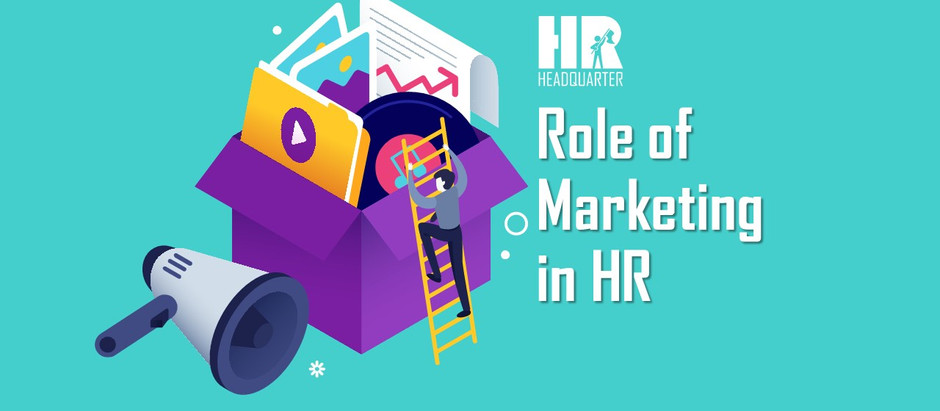 Role of marketing in HR (ตอนที่ 1)