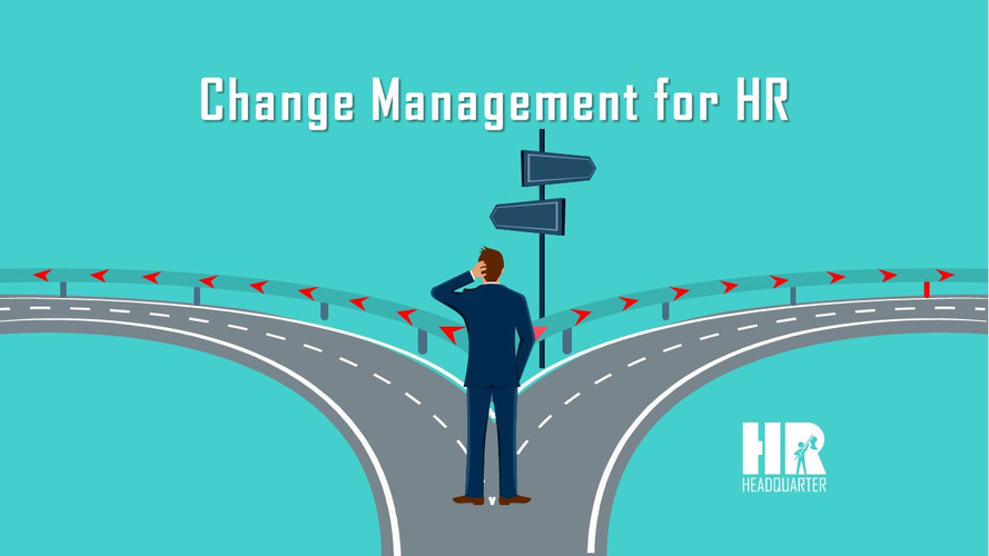 Change Management for HR