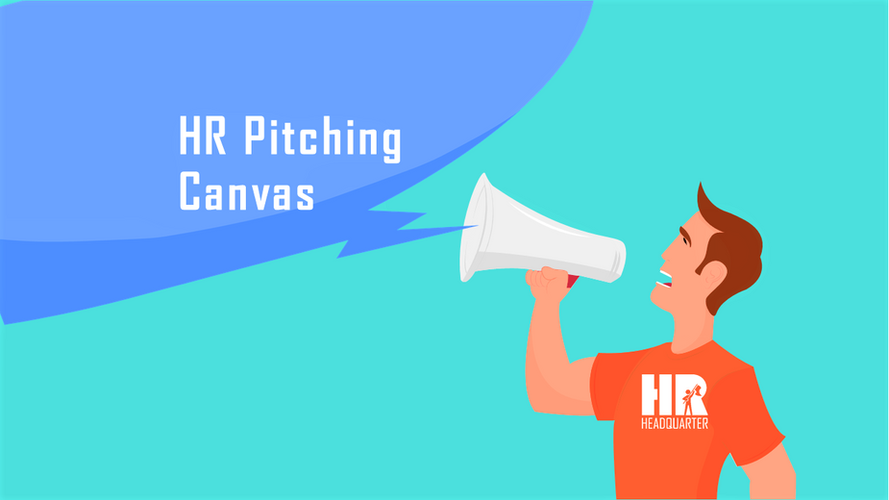 HR Pitching Canvas