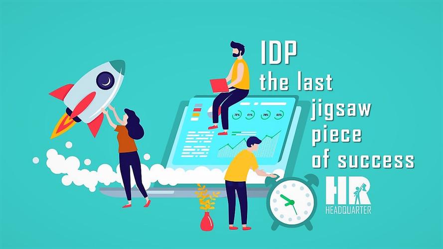 IDP: the last jigsaw piece for talent managment success