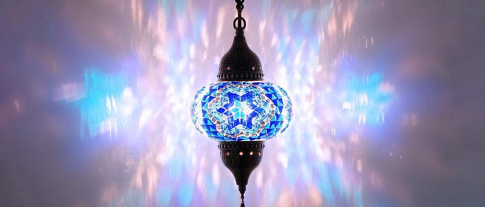 Turkish Lamp, Turkish Ceiling Mosaic Lamp