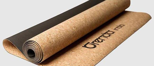 Tvaska Cork Yoga Mat