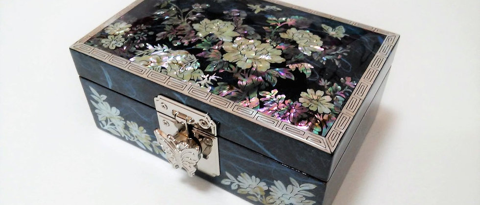 Korean Mother of pearl Jewelry box