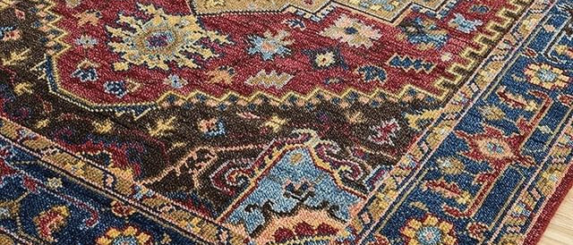 Rajasthani hand knotted   Tribal carpet