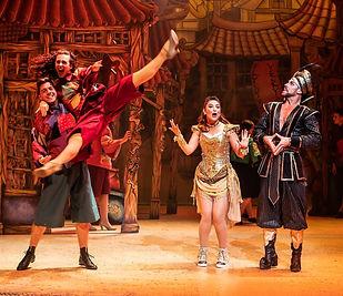 The Hawth Theatre Pantomime - 2018 - Ala