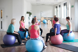 Gruppenkurs Personal Training indoor