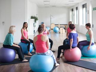 Pilates ayuda a combatir la Depresión.