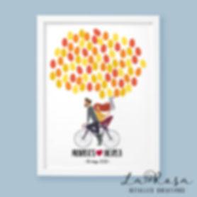 cuadro huellas bicicleta.jpg