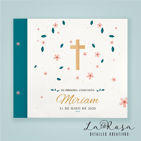 libro de firmas comunion cruz flores.jpg