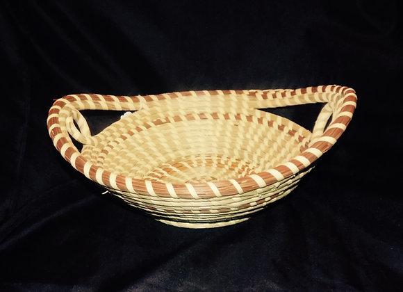 One Ring Seashell Basket