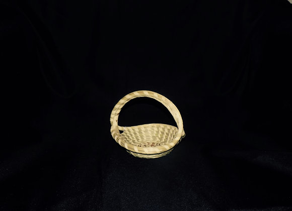 Cross Handle Candy Basket