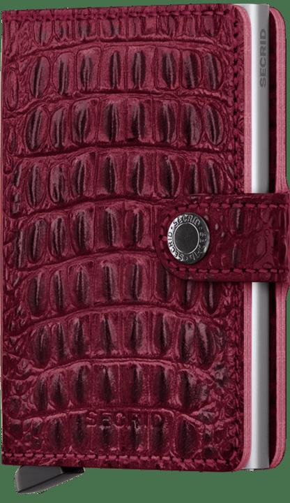 Miniwallet  Nile Red