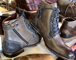 Testosterone Leather Shoes