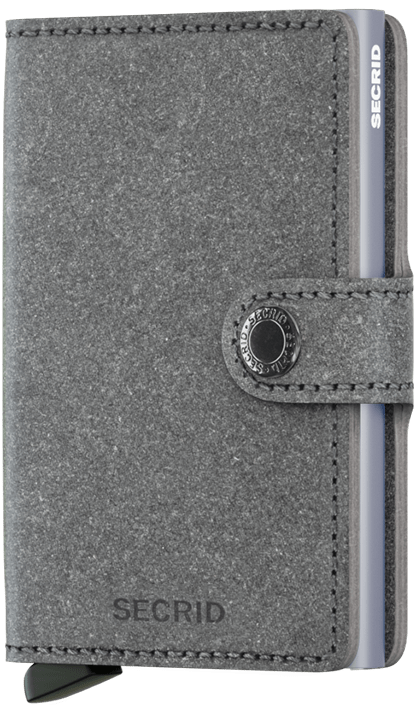 Miniwallet Recycled Stone