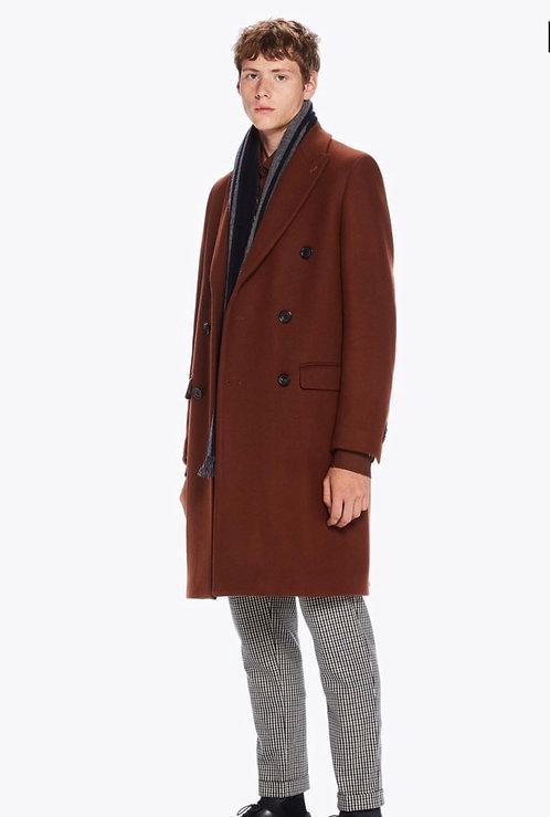 Wool coat by Scoth & Soda.